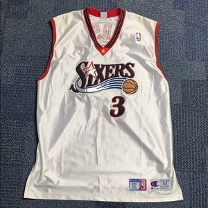 Champion Other - Authentic Allen Iverson Jersey